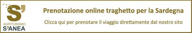 Prenotazione online traghetto per la Sardegna
